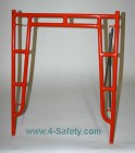 Individual 1/3 Scale Scaffold Frame, sold by the each. Sold with connector pins installed. Please ensure correct options selection! 
