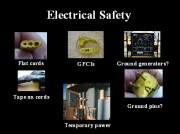 Electrical Safety Construction Power point. Easy to use and fully editable PowerPoint Program. Having an in-house program provides the employer with greater flexibility and saves money. PowerPoint