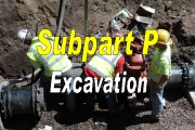 Excavation Training  Power point. Easy to use and fully editable PowerPoint Program. Having an in house program provides the employer with greater flexibility and saves money. PowerPoint