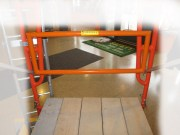 1/3 Scale Gate for 1/3 Scale Walk Thru Frame Scaffold Kit.