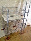 System Scaffolding, Ring and pin